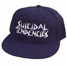 Кепка Suicidal Tendencies Embroidered Snapback
