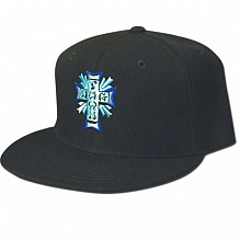 Кепка Cross Logo Color Embroidered Snapback