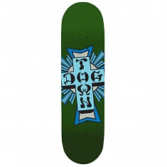 Дека Dogtown Street Cross Logo Color Skateboard Deck