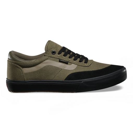 Кеды Vans M GILBERT CROCKETT купить в Boardshop №1