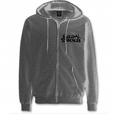Толстовка Lance Mountain Skater Zip Hoody
