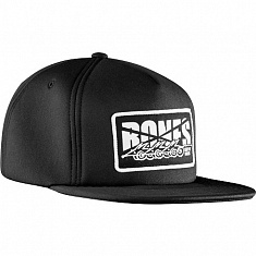 Бейсболка BONES WHEELS Cap Foam Trucker